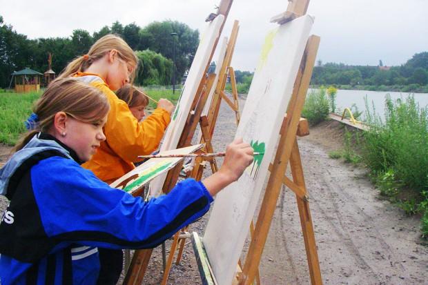 Kinder_am_Kanal_copyright_Jugendkunstschule_Wanne_Eickel