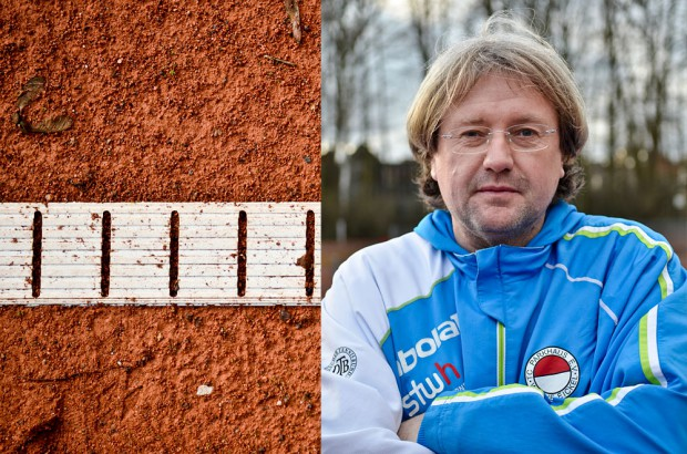 Feste Spielfeldbegrenzung, Dieter Davidsen