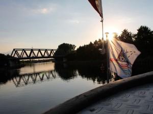 Rhein Herne Kanal, Kulturschiff, ©Bärbel König-Bargel