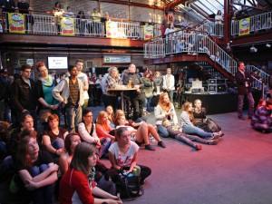 "Die Kulturinitiative unterstützt unter vielen anderen Projekten den Jugendkulturpreis ""Herbert"". ©Marie Köhler"