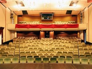 Zuschauersaal Mondpalast. ©Mondpalast