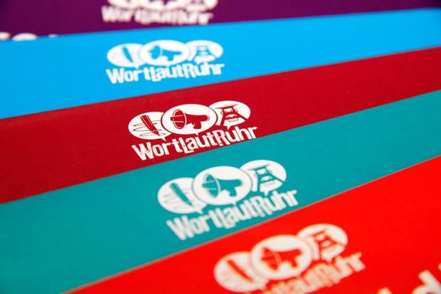 Wort Laut Ruhr Logo, © Sascha Dominic Rutzen