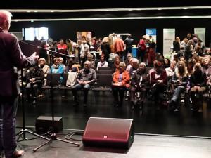 Eröffnung der 21. Herner Frauenwoche durch Oberbürgermeister Horst Schiereck
