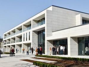Auch das Rheumazentrum kann besucht werden. ©Thomas Schmidt, Stadt Herne