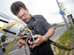 Breitband- Highspeedausbau, ©Deutsche Telekom AG