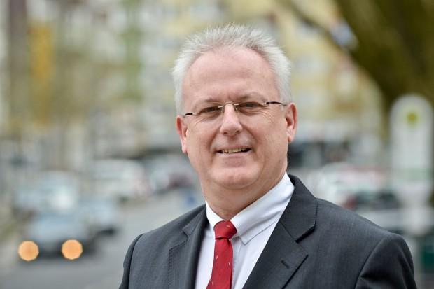 Dr. Hans Werner Klee, Stadtdirektor der Stadt Herne