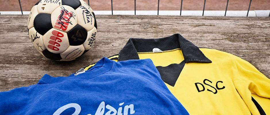 Die Eröffnung der Fußball-Ausstellung fällt aus. © Stadt Herne_Thomas Schmidt