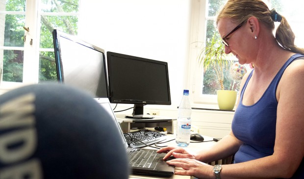 Andrea Groß, Reporterin für den WDR.