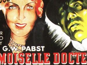 "Plakat zu dem Film ""Mademoiselle Docteur"". © Universal"