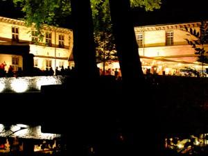 Kubanische Nacht im Schlosshof Strünkede. ©Thomas Schmidt, Stadt Herne