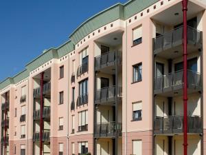 Gute Ideen für Quartiere gesucht - hier der HGW-Wohnkomplex an der Siepenstraße. © Stadt Herne, Thomas Schmidt