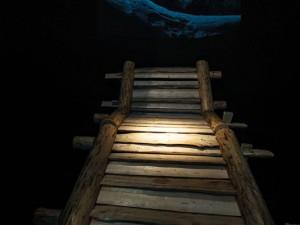 Älteste-Stiege-der-Welt-Archäologiemuseum