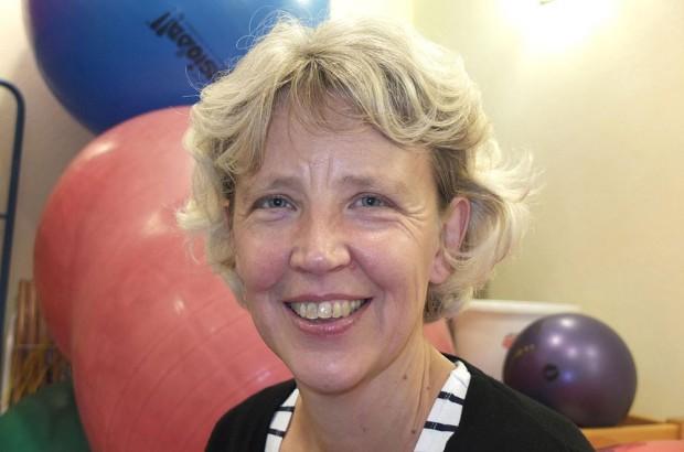 Körpertherapeutin Anke Vecker will erreichen, dass die negativen Kreisläufe unterbrochen werden. © Stadt Herne, Horst Martens