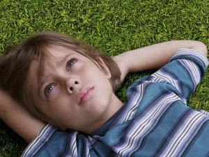 """Ausschnitt aus dem Filmplakat von """"Boyhood"""". Aufführungen: – So. 2.11., Mo. 3.11., Mi. 5.11. © Universal"""