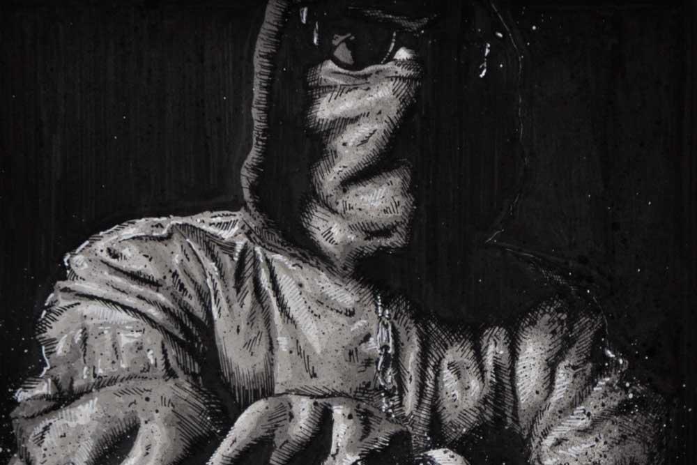 Christopher Kieling: Untitled Series #02 (Ausschnitt). © Kuboshow