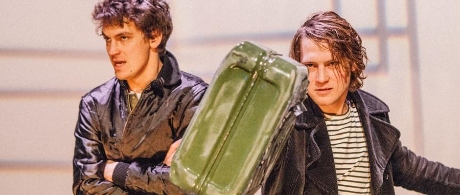 """""""Tschick"""" mit Nils und Till Beckmann vom theaterkohlenpott."""