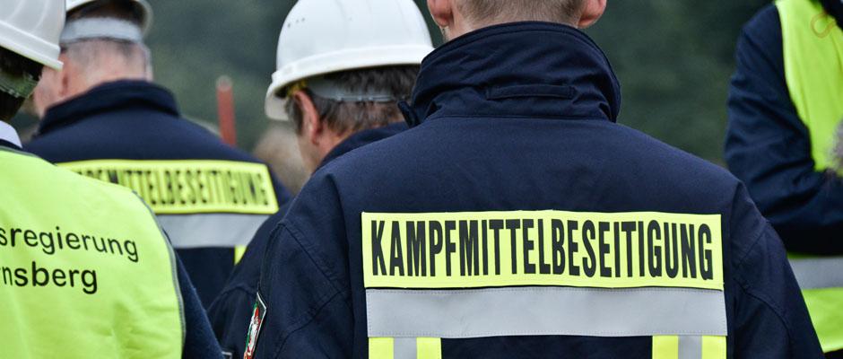 Kampfmittelbeseitigung_Archivbild_©Thomas Schmidt, Stadt Herne