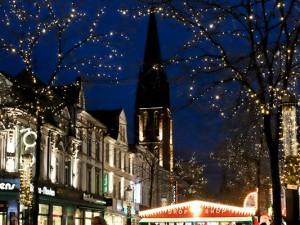 Weihnachtsmarkt ©Thomas Schmidt, Stadt Herne