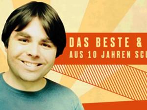 Plakat mit Ben Redelings (Ausschnitt).