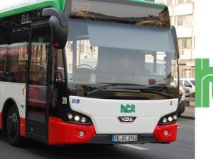 Der neue Leichtbaubus der HCR im Test.