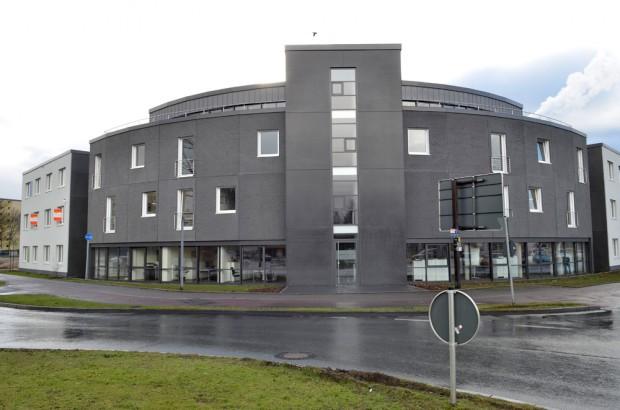 Das erste Unternehmen hat sich am Dienstleistungspark Schloss Strünkede bereits niedergelassen. ©Thomas Schmidt, Stadt Herne