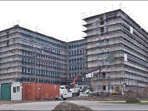 Neubau Jobcenter. ©Michael Paternoga, Stadt Herne
