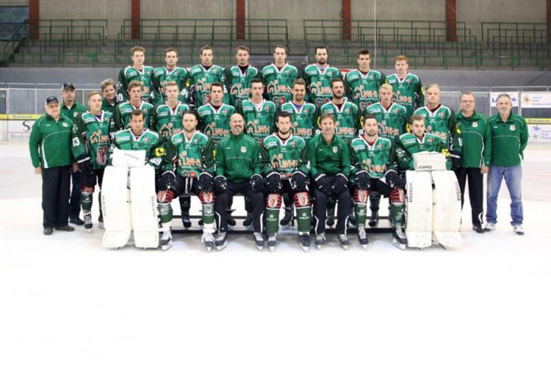* Herner Eissportverein 2007 e.V. Herren - 3. Platz in der Oberliga West.