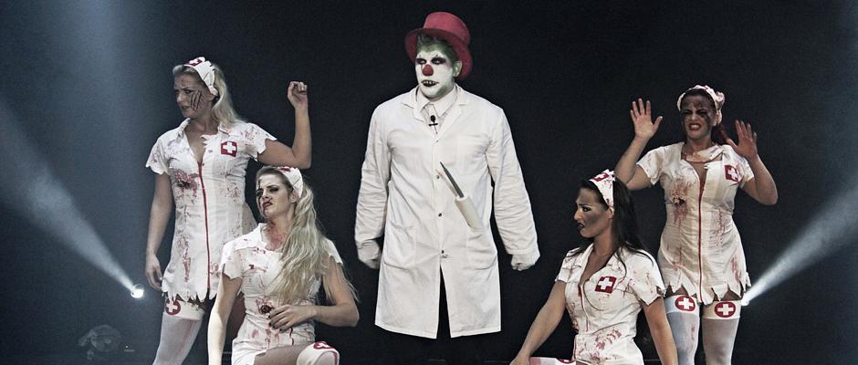 Zirkus des Horrors.
