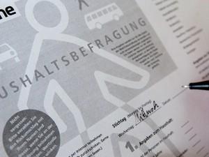 Haushaltsbefragung in Herne © Frank Dieper, Stadt Herne