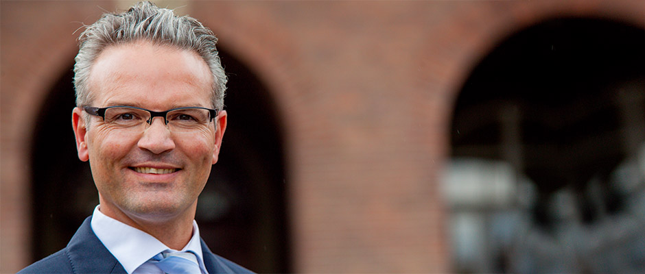 Dr. Frank Burbulla zum Beigeordneten gewählt © Frank Dieper, Stadt Herne