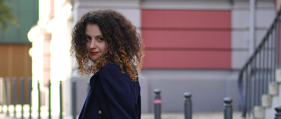 Die Modebloggerin © Sena Isikal