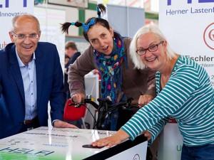 30. Umwelttag in Herne © Frank Dieper. Stadt Herne