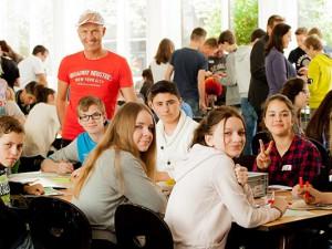Talente entdecken - Berufe erleben - Chancen ergreifen © Frank Dieper, Stadt Herne
