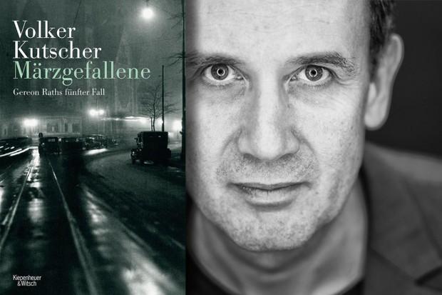 Volker Kutscher liest am 29. Juli in der Alten Druckerei. ©Monika Sandel
