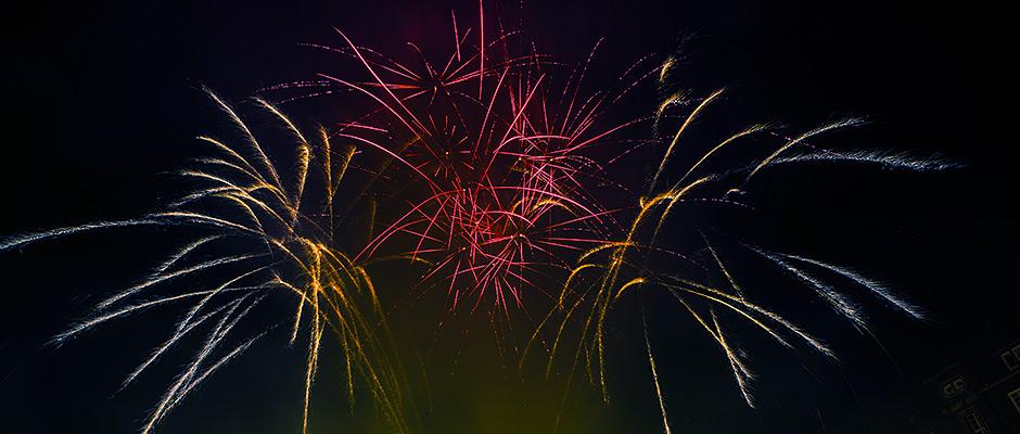 Schon vor einem Jahr war der Feuerabend auf dem Rathausplatz ein großer Erfolg. ©Stadtmarketing Herne