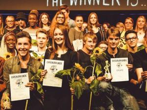 """Die Kulturinitiative sponsert auch den Jugendkulturpreis """"Herbert"""" - hier eine Archivaufnahme von 2013. © Mischa Lorenz."""