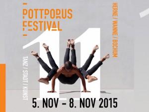 Das Pottporus-Logo für das Festival in diesem Jahr.