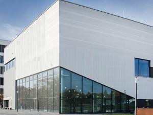 Die Hochschule für Gesundheit am Bochumer Gesundheitscampus wurde am Montag, dem 26. Oktober 2015, feierlich eröffnet. Foto: Thomas Schmidt/Stadt Herne