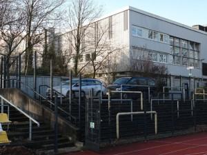 Die Sporthalle im Eickeler Sportpark. Foto: Stadt Herne