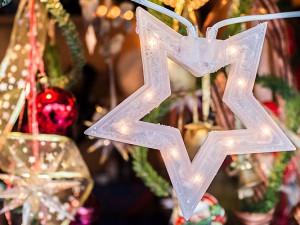 Weihnachtsduft und Sterne - in Herne beginnt bald die Weihnachtszeit. ©Thomas Schmidt, Stadt Herne