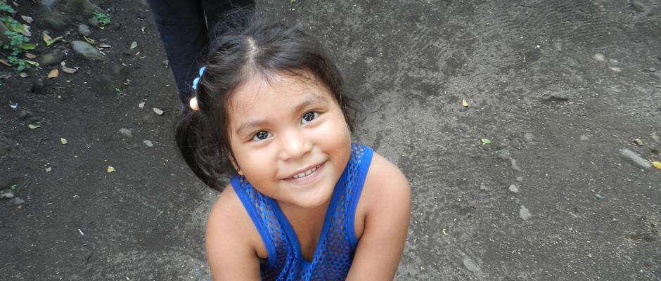 Elena Ortiz aus Ometepe hat kein eigenes Dach über den Kopf.