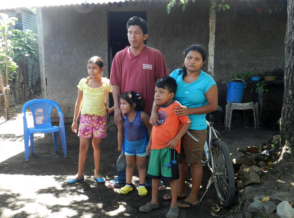 Die Familie Ortiz braucht ein Haus.