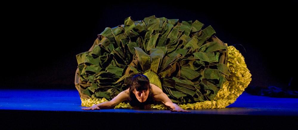 """Eine Szene aus """"Die Blume und der Baum"""" Copyright: Christophe Berg / Welkenraedt"""