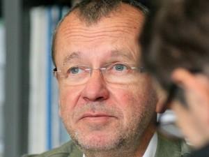 Prof. Dr. Hartmut Holzmüller, TU Dortmund. © Philipp Stark, Stadt Herne.