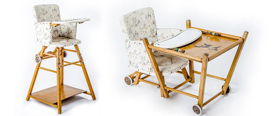 neue exponate der kinderhochstuhl inherne. Black Bedroom Furniture Sets. Home Design Ideas