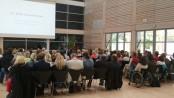 Etwa 100 Teilnehmer kamen zu den 8. Herner Bildungsgesprächen. © Stadt Herne/ Philipp Stark