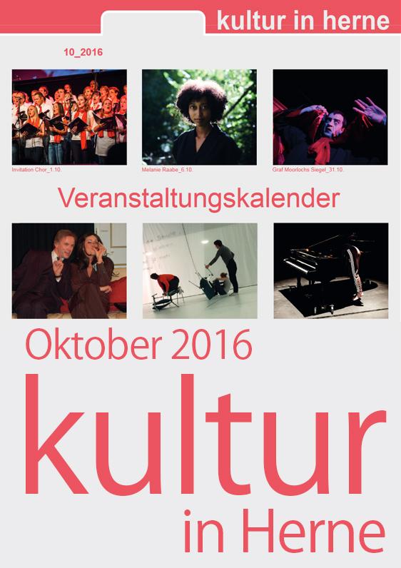 Veranstaltungen Oktober