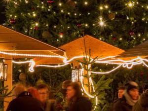 Herner Weihnachtsmarkt. © Stadtmarketing Herne