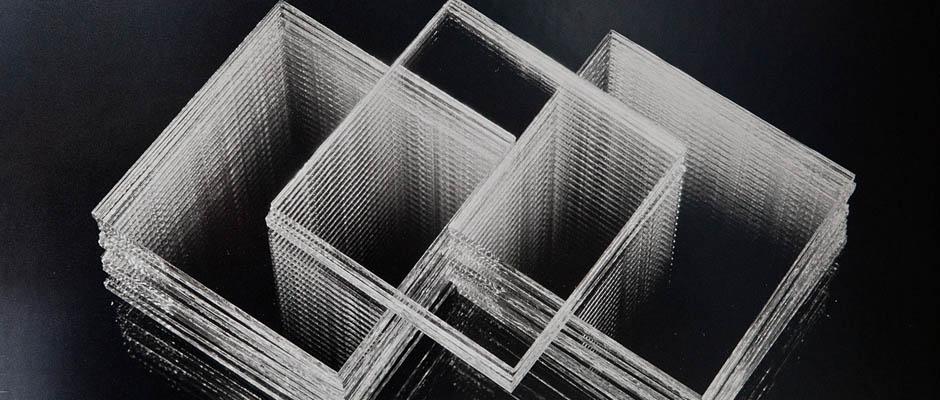 """Aus der Ausstellung """"Fotografische Bilder"""" von Helmut Kloth (Ausschnitt). © Horst Martens, Stadt Herne"""