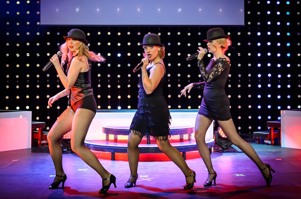 Cabaret mit Nadja Jägard, Sabine Neibersch und Sofia Jonsson. ©Creativ-Team, Micke Ovesson
